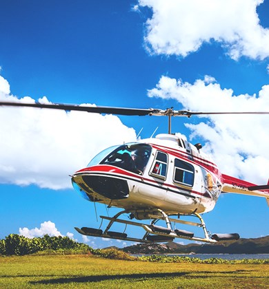 vip直升机体验