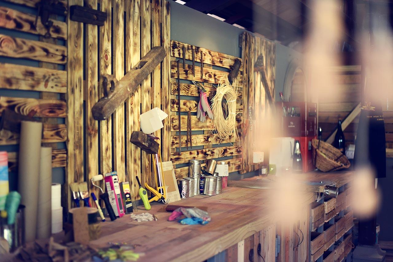 环保艺术工作室