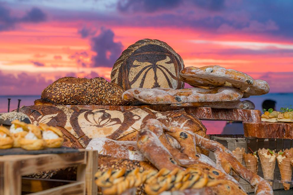 诱惑味蕾的美味面包