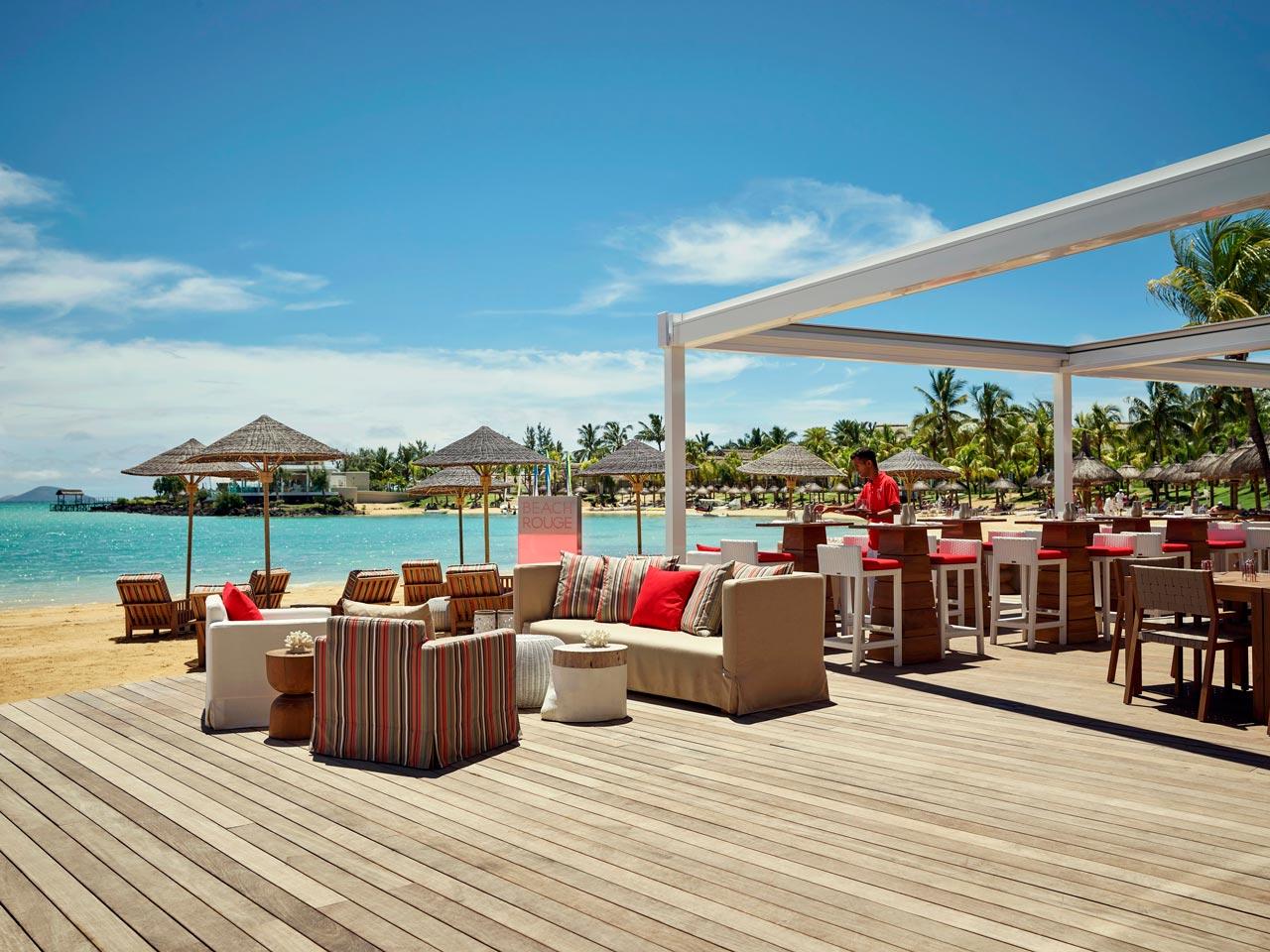 Beach Rouge餐厅及酒吧