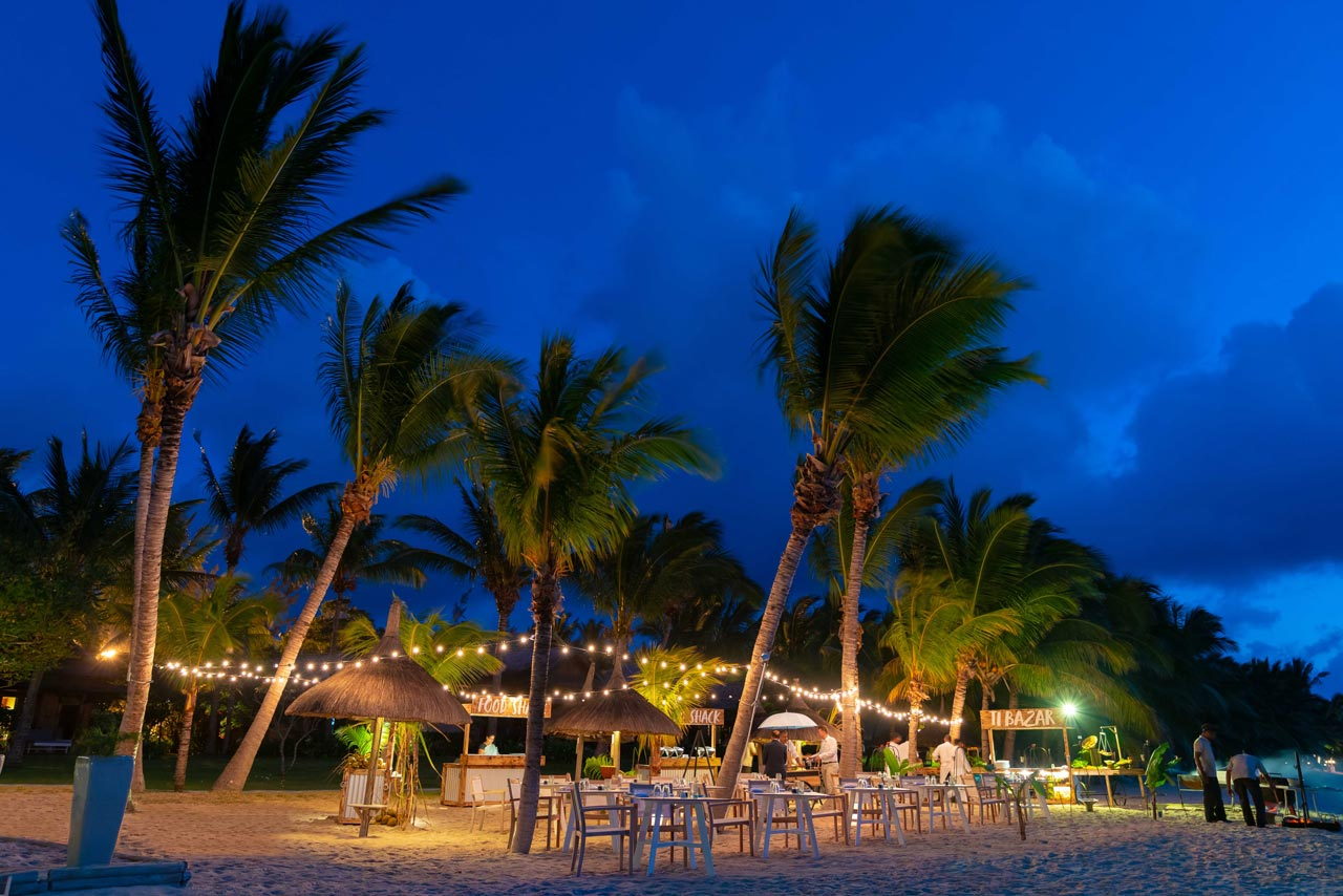 海岛美食之旅 2.0 :热带风情